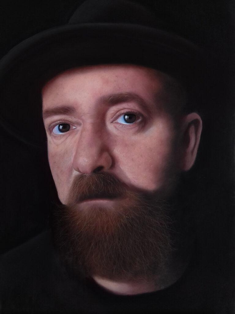 Portrait atelier Ruben Belloso