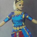 Danseuse indienne