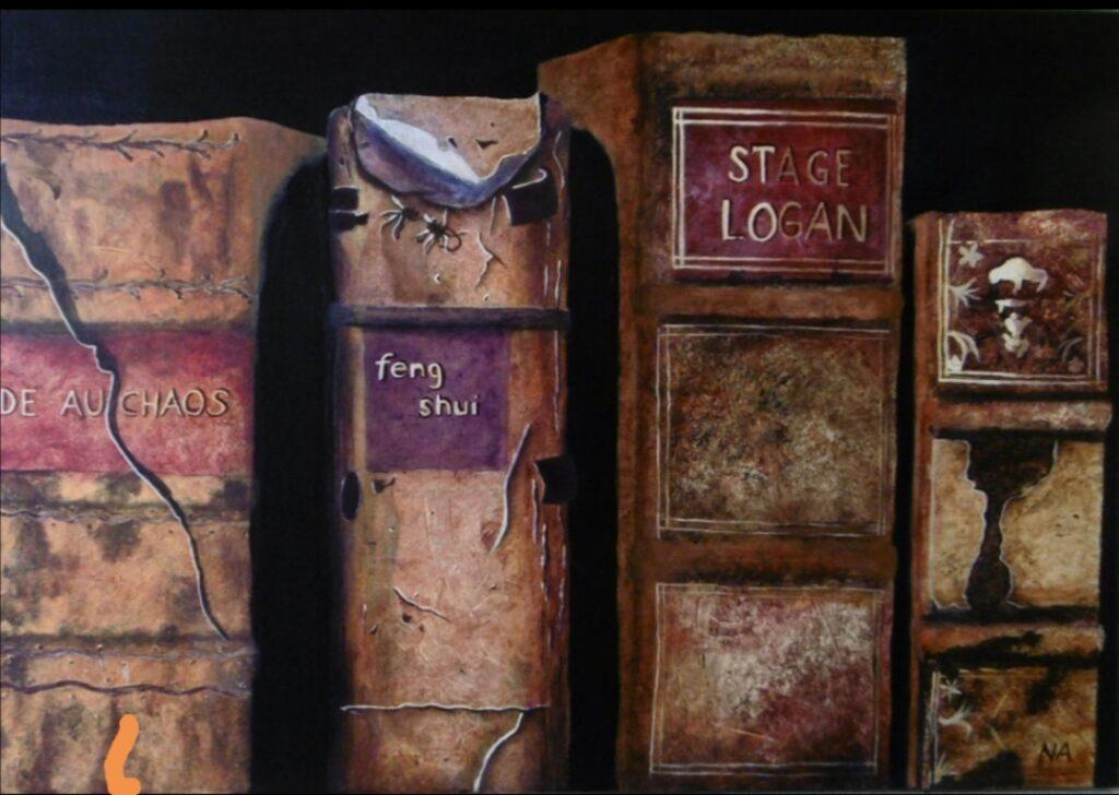 Livres anciens.