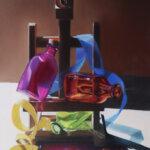 Sortie de l'ombre pastel sec Pastelmat 22 x 32 cm disponible